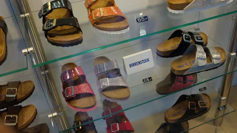 cd2e107aa1c4 Birkenstock Sandals Are So Popular They Don t Need High-Fashion ...