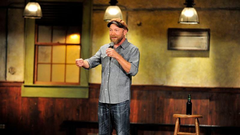 Kyle Kinane (Comedy Central)