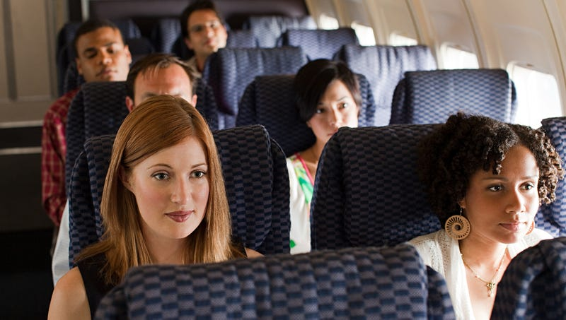 Illustration for article titled American Airlines Announces It Will No Longer Try To Match Seatmates By Interests