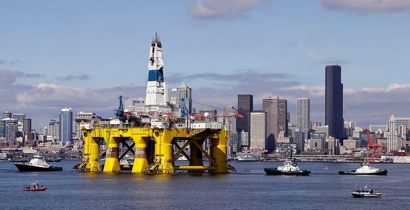 Illustration for article titled Cómo el precio del petróleo ha salvado el Ártico de un desastre ecológico