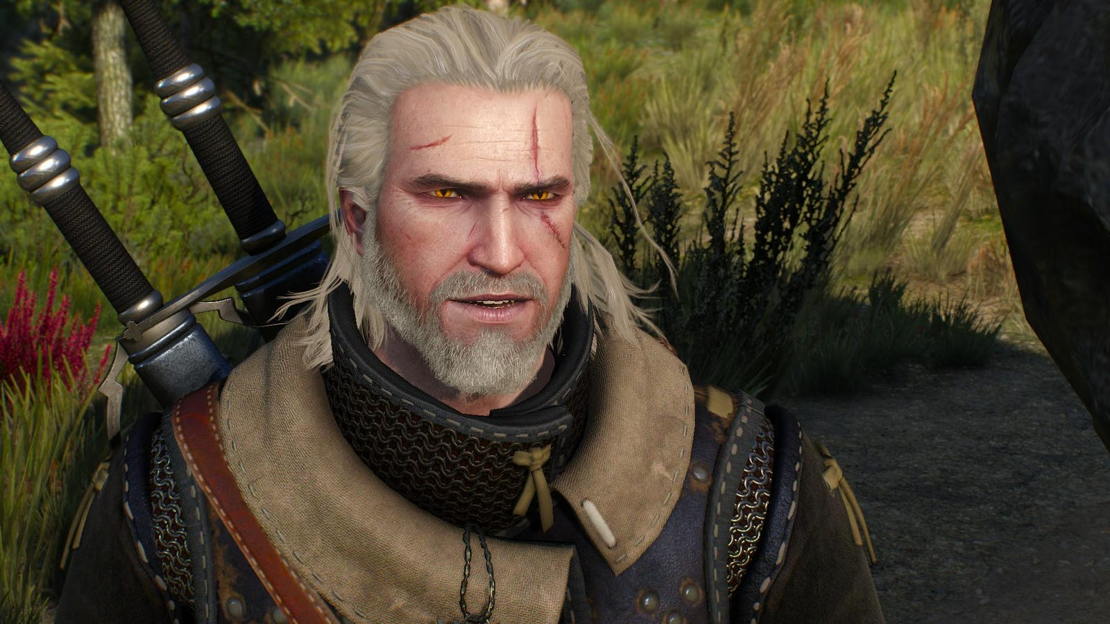 Best Witcher  Build Blood And Wine