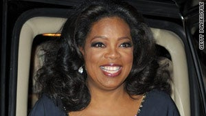 Illustration for article titled Black Conservative Doesn't Want Oprah to Interview Obama on Christmas