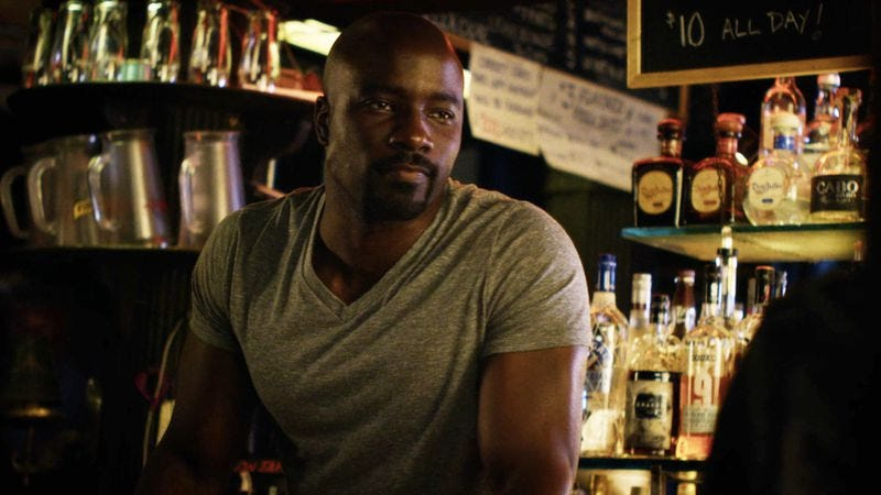 Illustration for article titled Marvel's Luke Cage series gets a premiere date