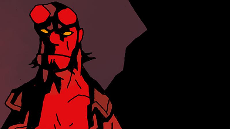 Many happy returns, Hellboy.