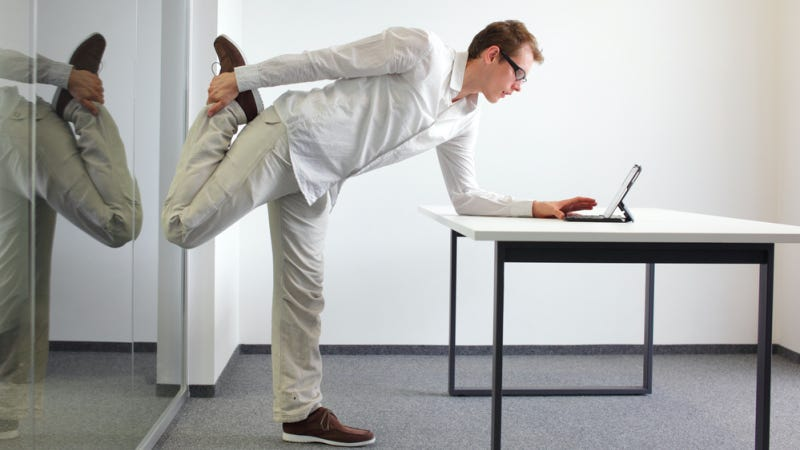 Standing Desks Are 'Fashionable' Without Any Real Benefits