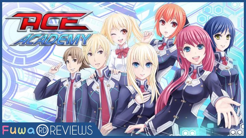 Rockmandash Reviews Ace Academy Visual Novel