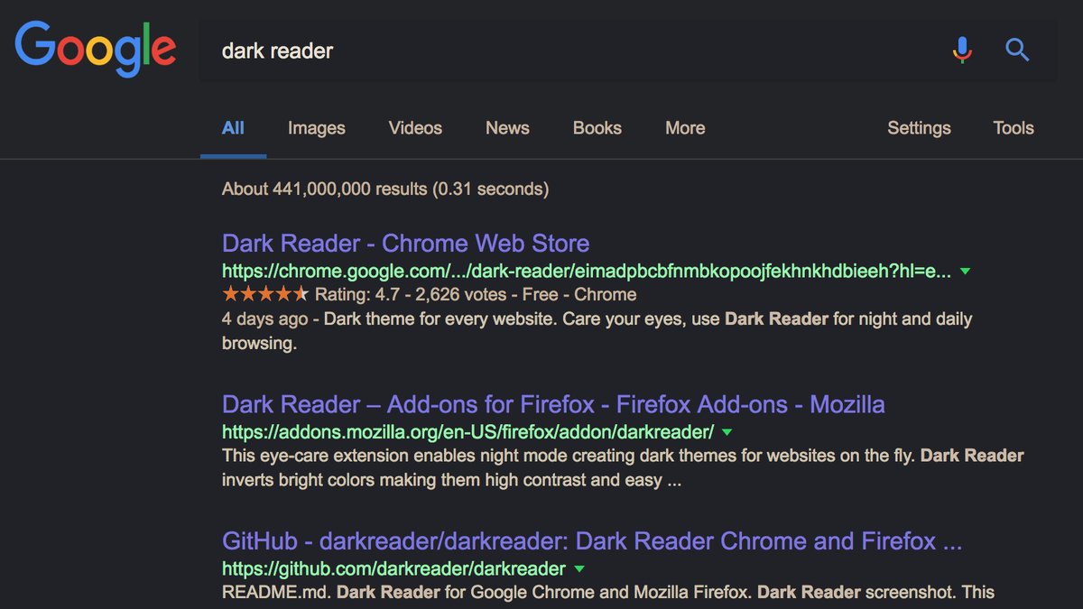 Add a 'Dark Mode' to Any Website With This Chrome Extension