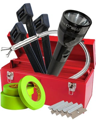 Illustration for article titled 5 More Toolbox Essentials