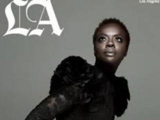 Viola Davis (Los Angeles Times Magazine)