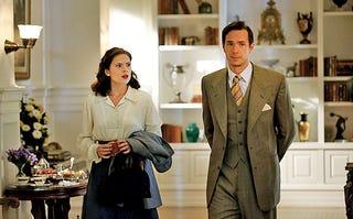 Illustration for article titled PSA: Agent Carter is Delightful