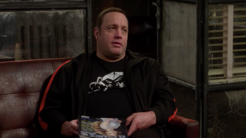 Clearly, no one on the committee received a transcript from any given episode of Kevin Can Wait.