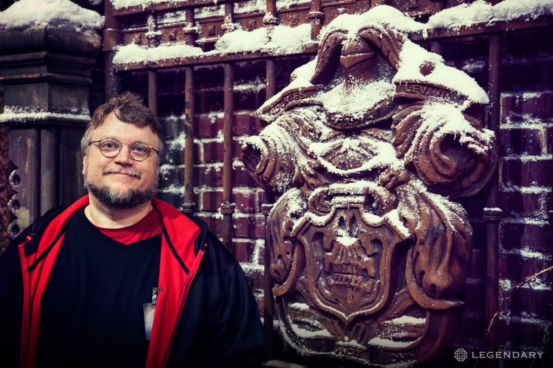 Illustration for article titled Watch Guillermo Del Toro Give A Personal Tour Of His Tiny Haunted House