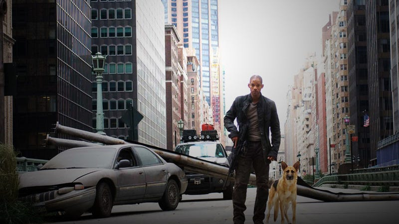 Illustration for article titled I Am Legend Sequel (Or Maybe Prequel) Really Moving Forward?