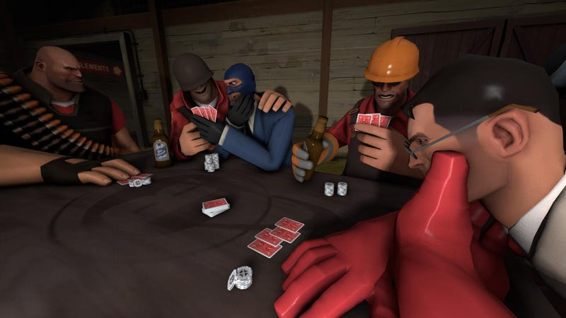 Valve targets Team Fortress 2 gambling sites in latest crackdown