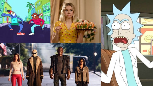 6 Delightfully Absurd TV Shows to Help You Ignore Reality