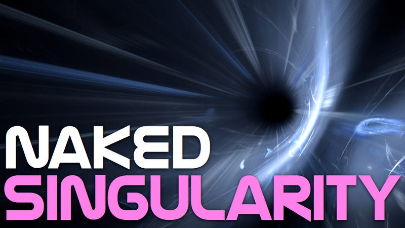Illustration for article titled What's so scandalous about a naked singularity?