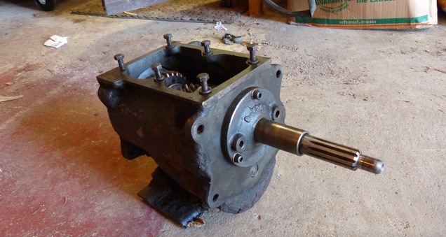How I Completely Rebuilt My Jeep's Transmission In One Night For Less Than $100