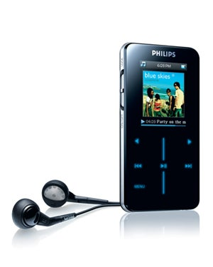 Illustration for article titled Philips SA9200 2GB Flash Audio Player