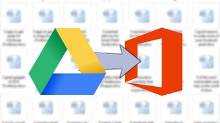 Go From Google Drive To MS Office By Converting Your Files with Takeout