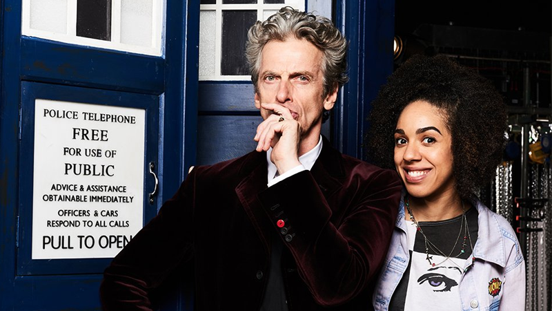 Illustration for article titled Pearl Mackie Is The Doctor's New Companion