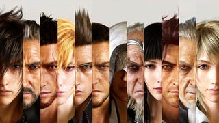 Illustration for article titled Why Final Fantasy XV Has Fantastic Hair