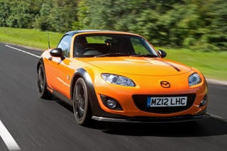Illustration for article titled MX-5 Miata GT will be made, it's the car's swan song