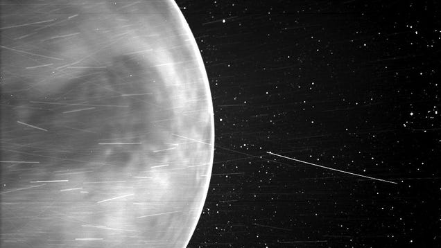 This New Image of Venus Shouldn t Actually Exist