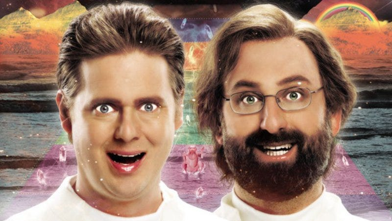 Illustration for article titled Zone Theory works for Tim And Eric fans, but it's unlikely to make new converts