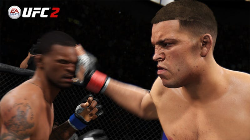 Illustration for article titled EA's UFC Game Adds One Of MMA's Most Notorious Moves