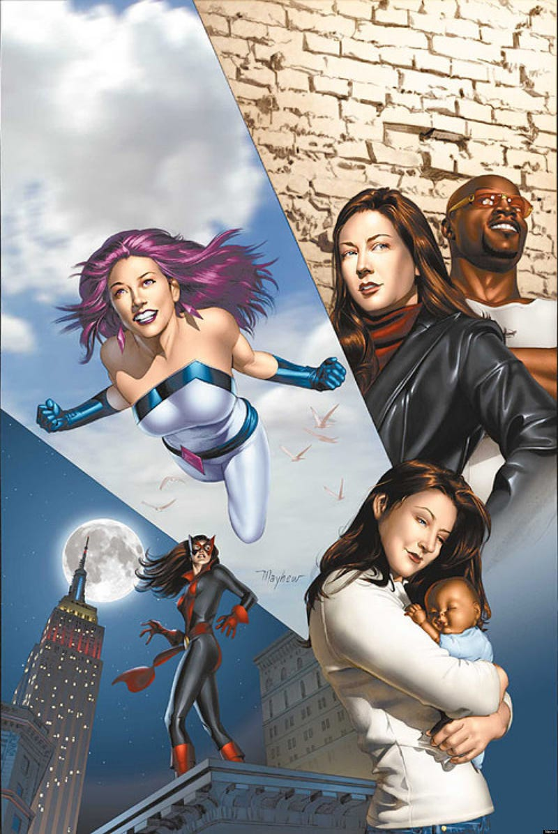 Illustration for article titled Jessica Jones series narrowed down to 4 possible female leads