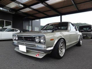 Illustration for article titled Somebody buy me this Rocky Auto Hakosuka Thanks