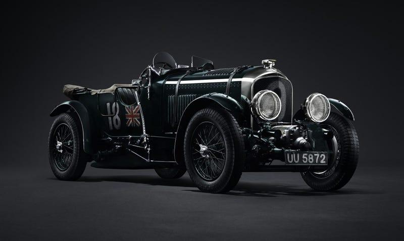 Illustration for article titled Bentley vuelve a fabricar el mítico Blower, un automóvil que dejó de fabricarse en 1930