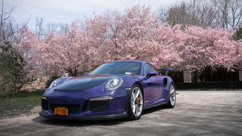 Illustration for article titled Your Ridiculously Awesome Porsche 911 GT3 RS Wallpapers Are Here