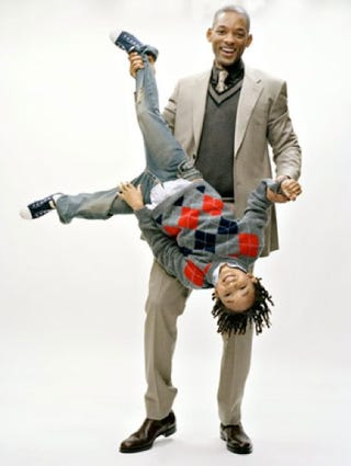 Illustration for article titled Can Will Smith and his son save M. Night Shyamalan's career?