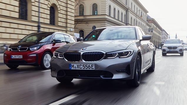 The 2020 BMW 330e Is a 252 HP Hybrid With Something Called XtraBoost
