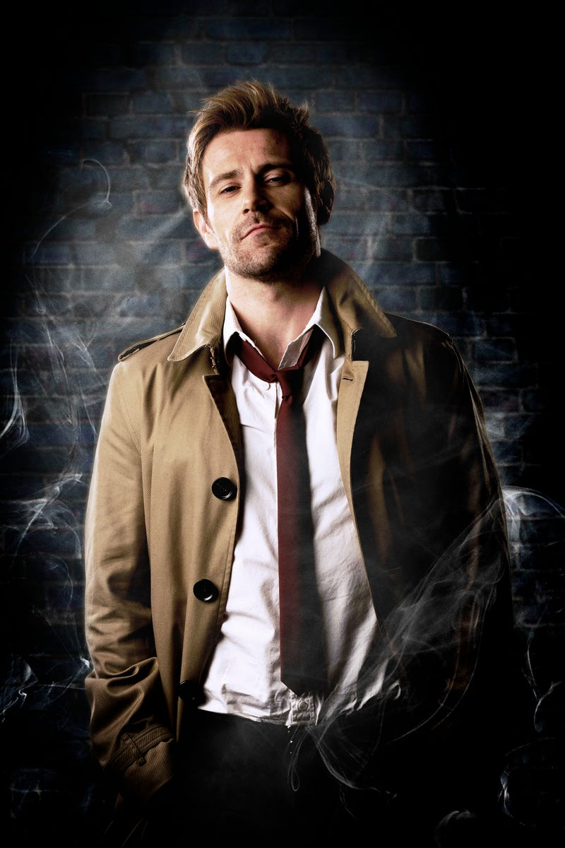 Illustration for article titled Constantine ordered to series by NBC