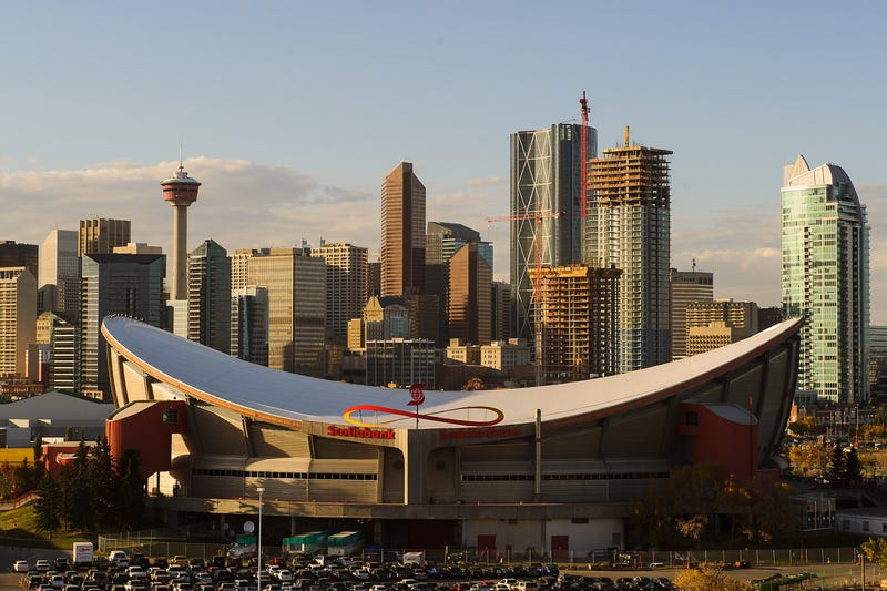 "Illustration for an article titled ""Calgary"" does not really want to allow the public to tell the new flame ""Arena"""