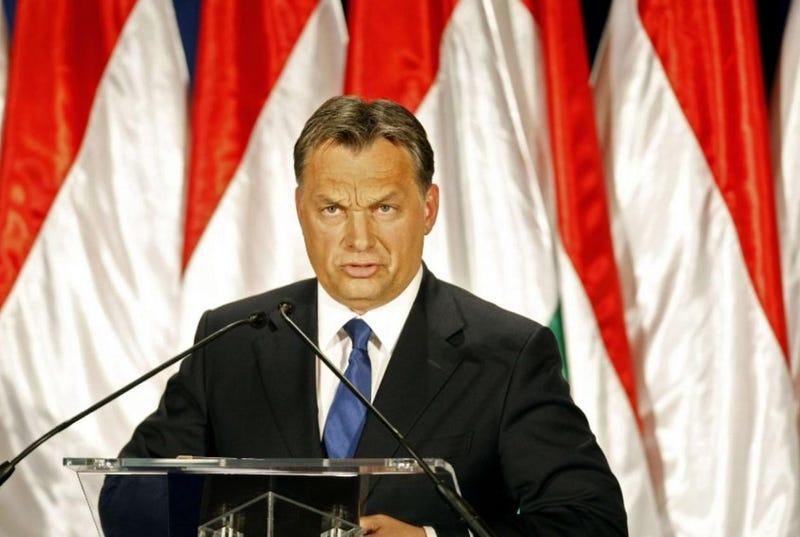 Illustration for article titled Orbán arca olyan, mint egy olajos dió