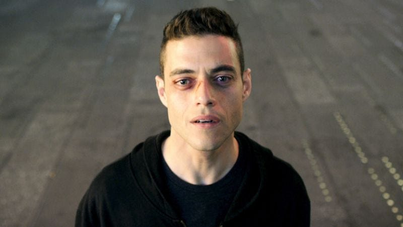 Mr. Robot (Photo: USA)