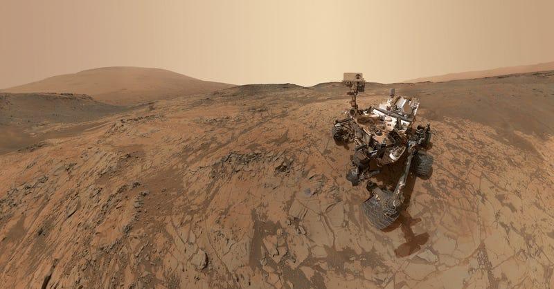 Illustration for article titled La NASA cortará todas las transmisiones con Marte durante 2 semanas