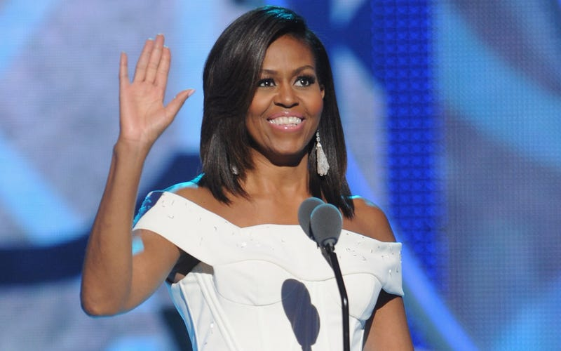 Illustration for article titled Reasons Michelle Obama should be FLOTUS forever.