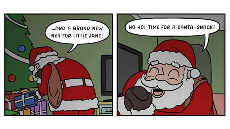 Illustration for article titled 12/22/2014: No N64 Christmas Gift For You