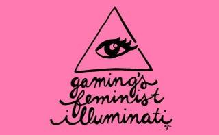 Illustration for article titled Gaming's Feminist Illuminati