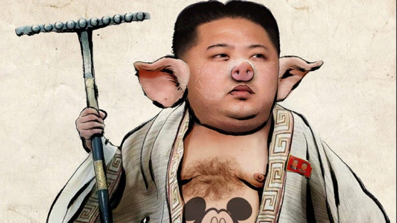 Illustration for article titled North Korean Propaganda Website Hacked, Apparently by Anonymous