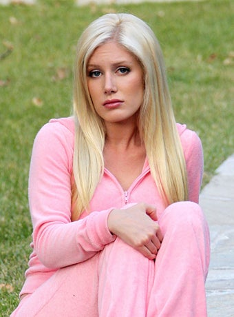 Illustration for article titled 30 Inane Things Heidi Montag Loves