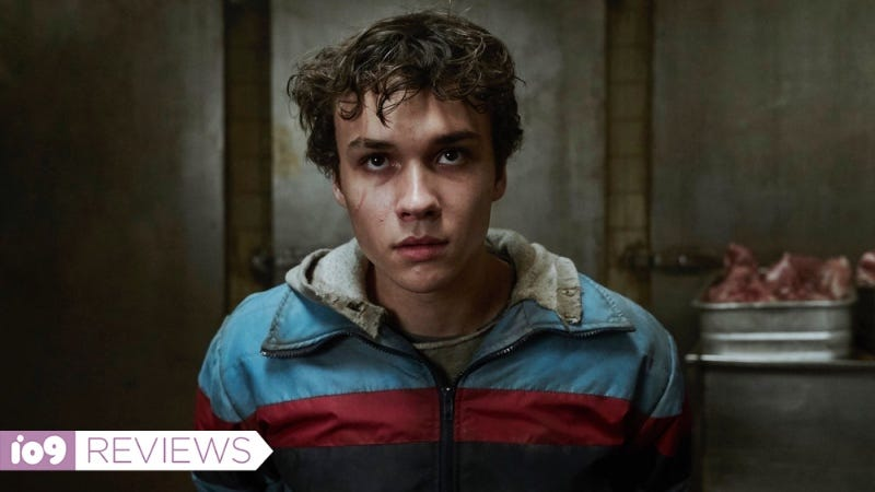 Benjamin Wadsworth as Marcus in Deadly Class.