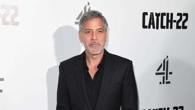 George Clooney to finally try making another movie with adaptation of Good Morning, Midnight