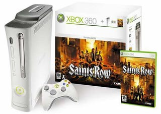 Illustration for article titled Xbox 360 Saint's Row Bundle Available in Europe