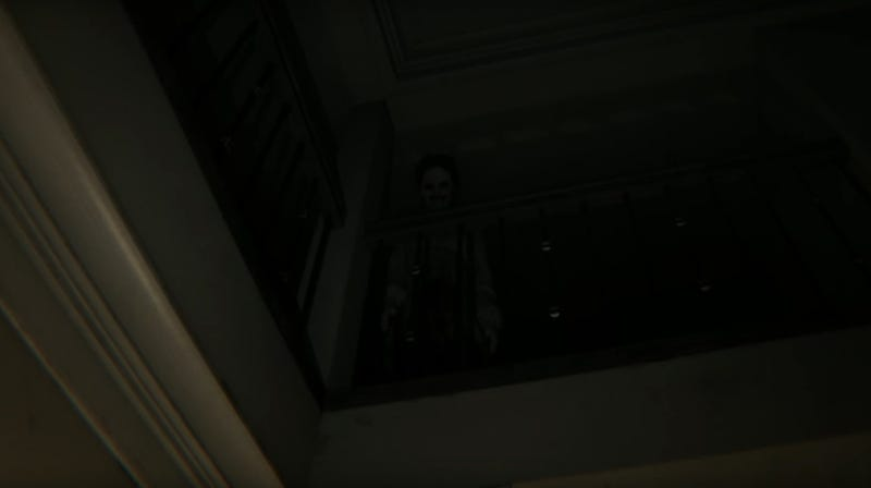 P T  hack reveals a horror game that's somehow even scarier