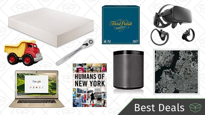 Tuesdays best deals amazon tech gold box 5 off books sonos discounts on laptops monitors and modems in amazons tech gold box 5 off any 15 book and a sonos speaker sale kick off todays best deals fandeluxe Choice Image